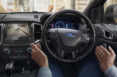 Drivers view of dashboard