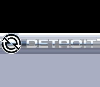 Detroit Diesel Brand Logo
