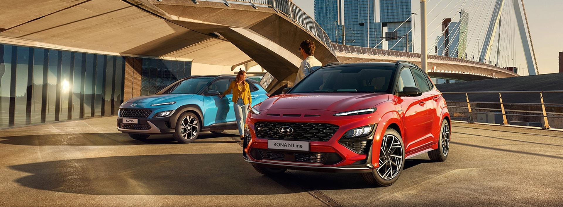 Hyundai New Cars Range
