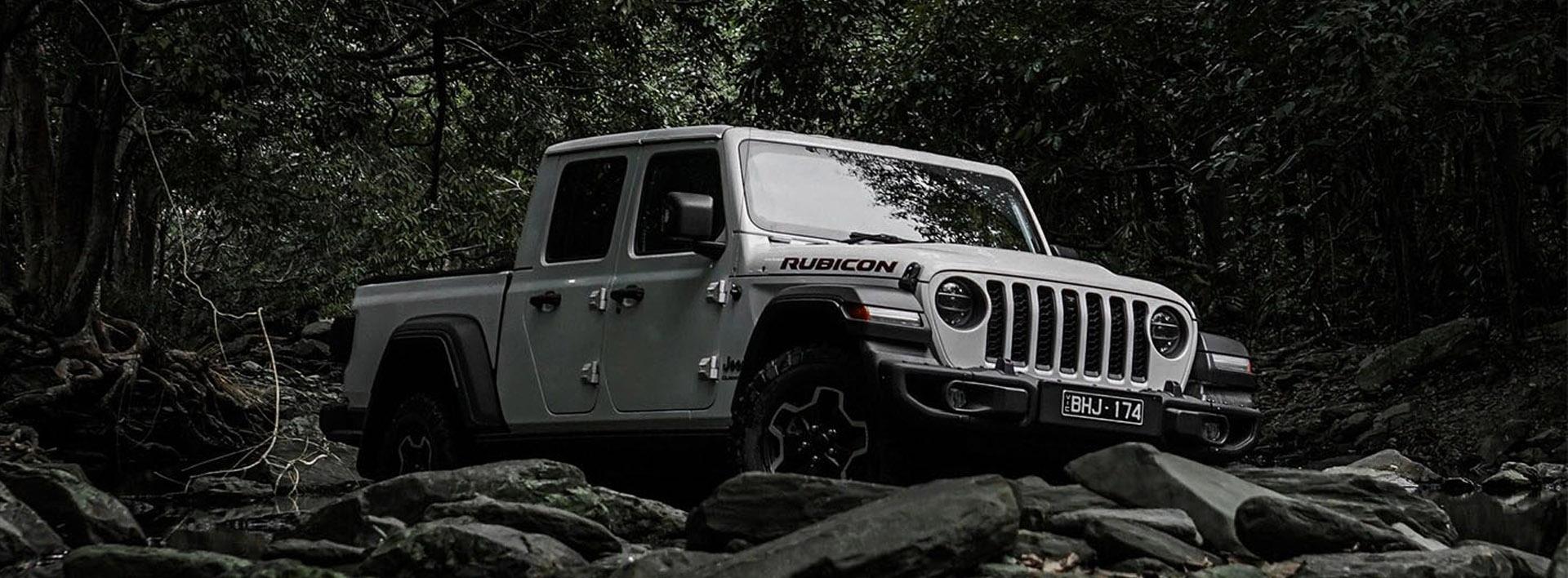 Jeep New Cars Range