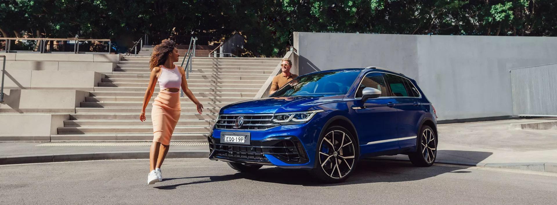 Volkswagen New Cars Range