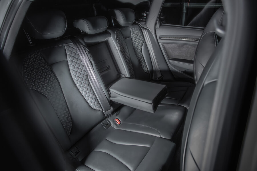Leather Interio Protection