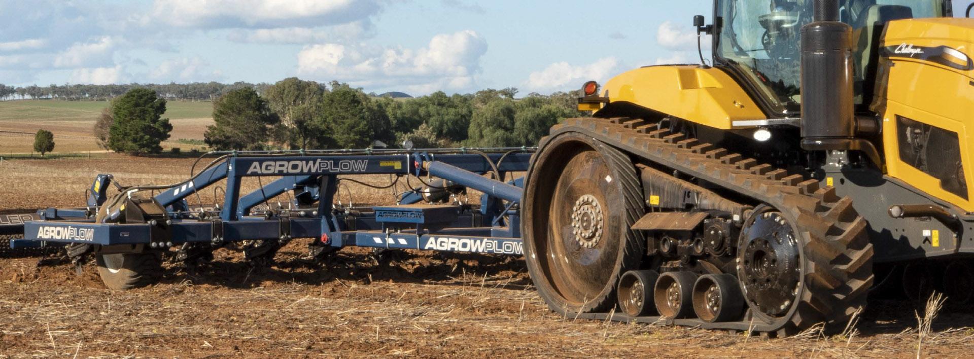 Agrowplow New Equipment & Machinery Range