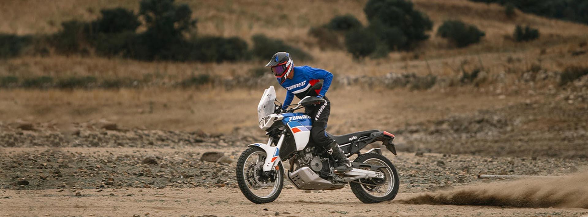 Aprilia New Motorcycle Range