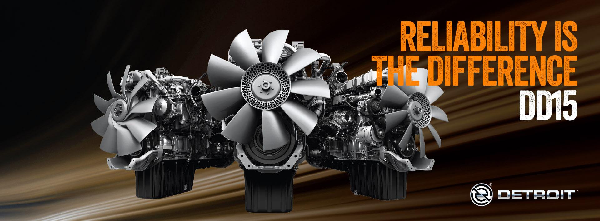 Detroit Diesel New Trucks & Buses Range