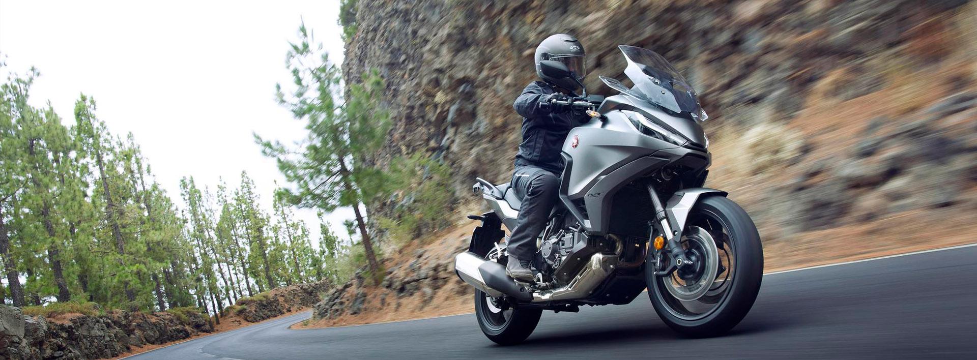Honda New Motorcycle Range