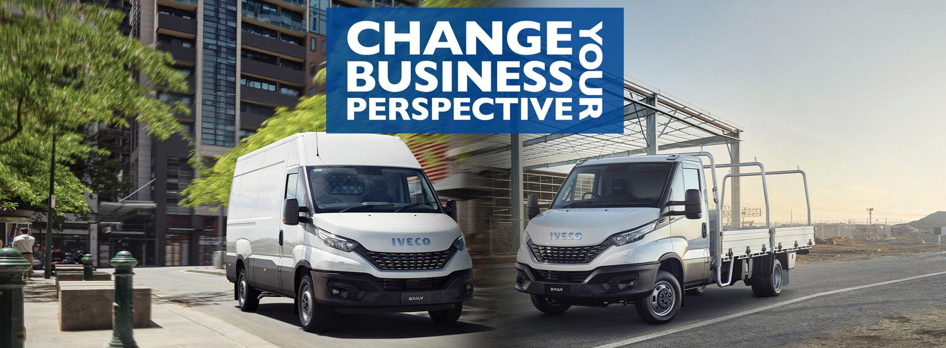 IVECO New Trucks & Buses Range