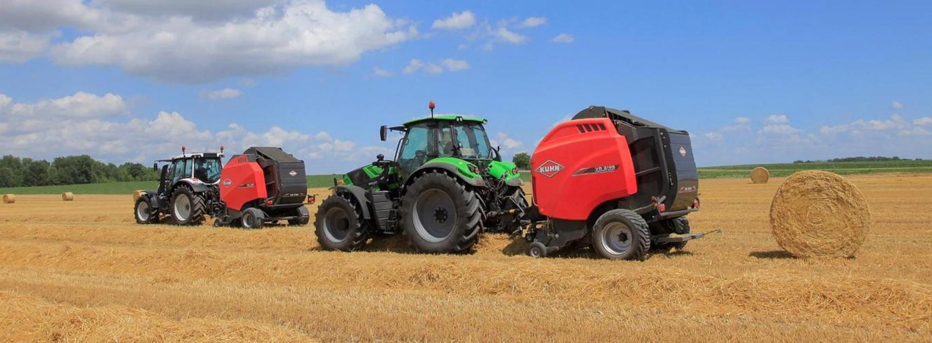 KUHN New Equipment & Machinery Range