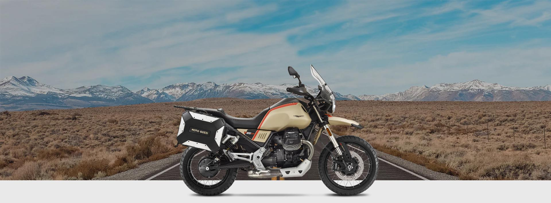 Moto Guzzi New Motorcycle Range