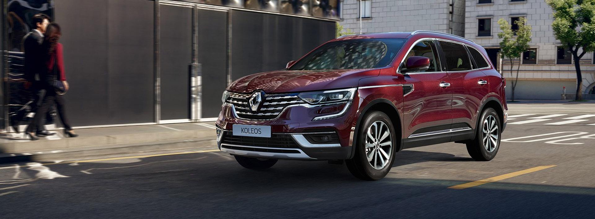 Renault New Car Range
