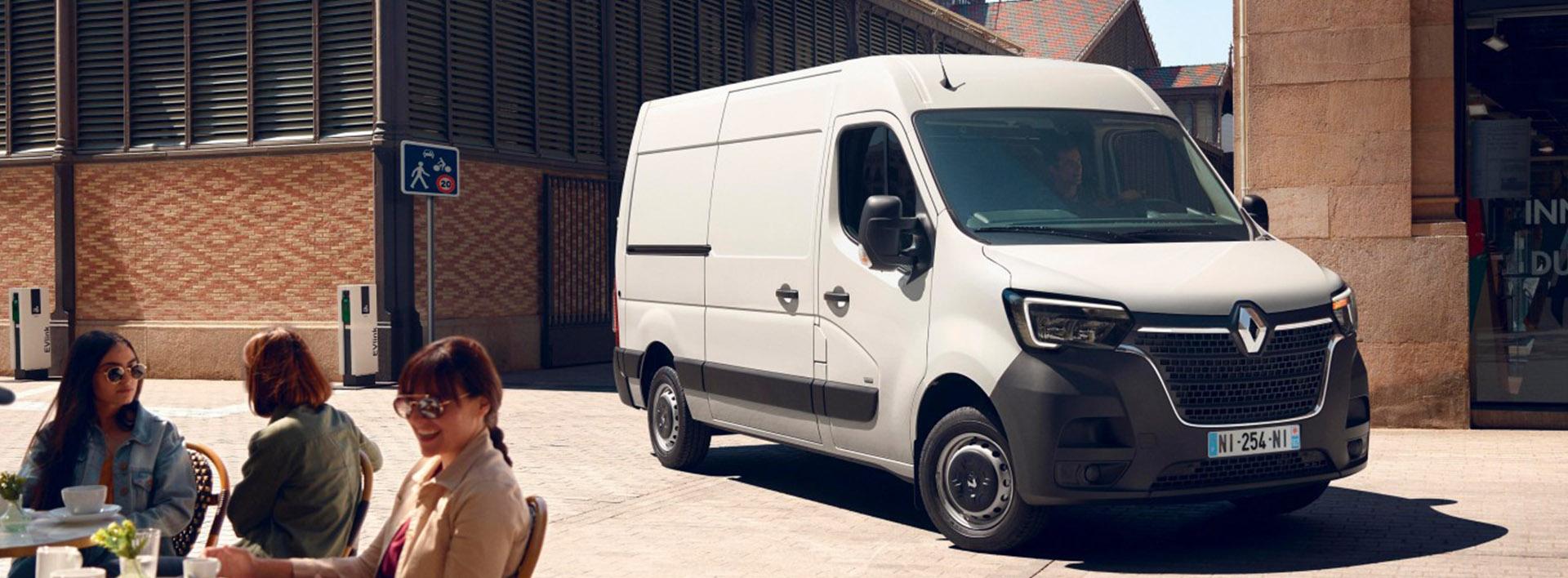 Renault Commercial Vehicles New Car Range