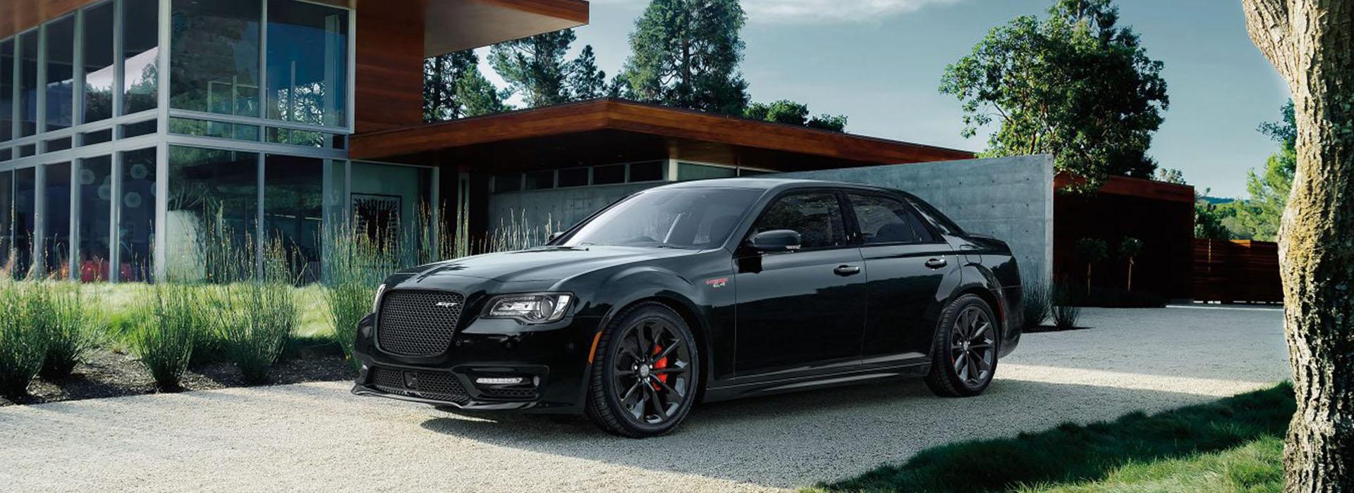 Chrysler New Car Range