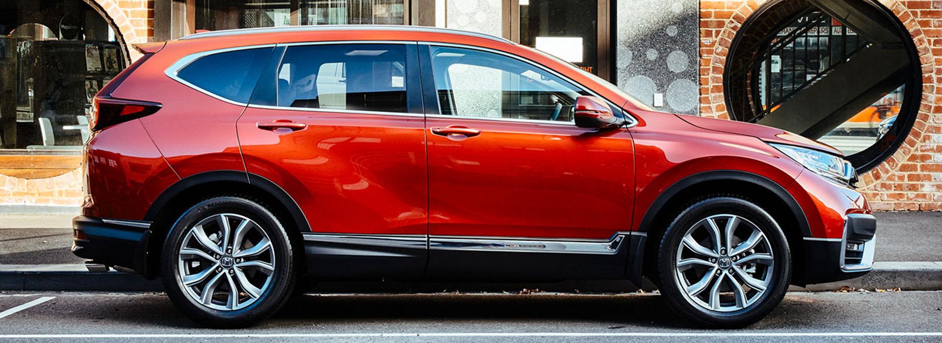 Honda New Car Range