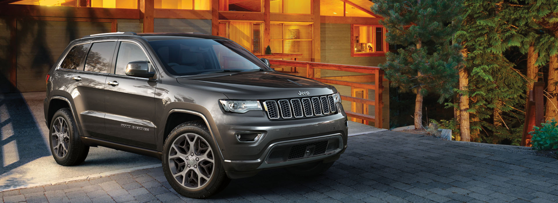 Jeep New Car Range