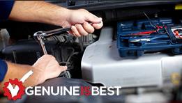 Honda Genuine Parts