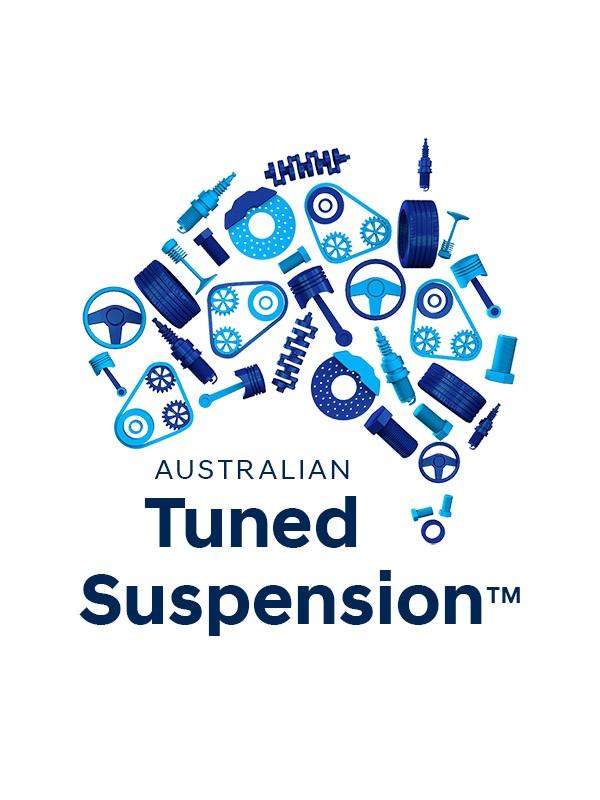 Hyundai Icon Australian Tuned Suspension