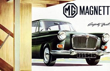 MG History