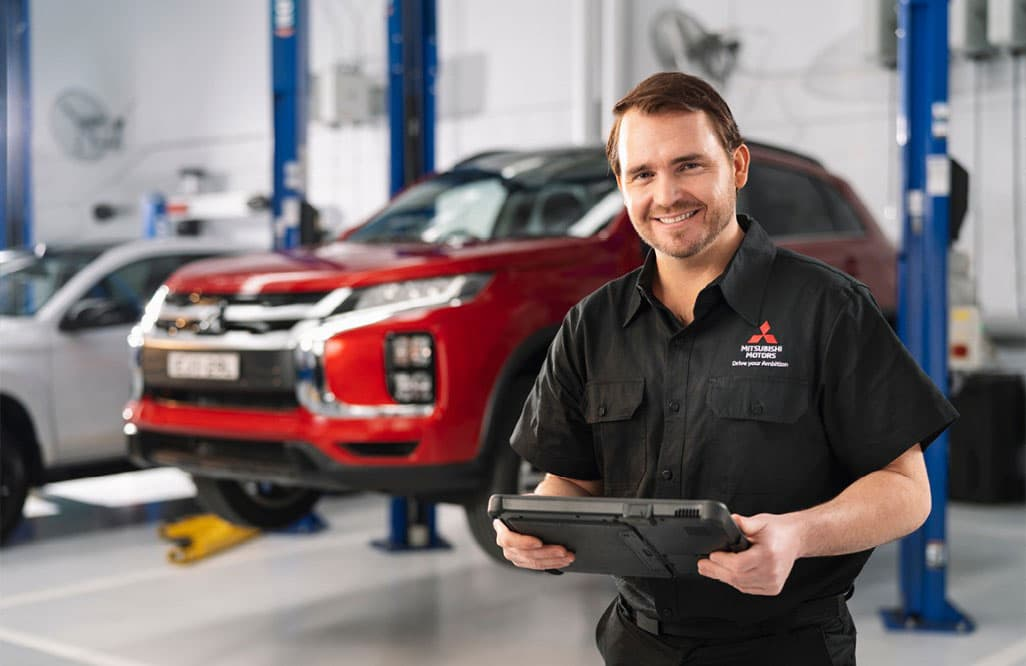 Why choose Genuine Mitsubishi Service and Parts?