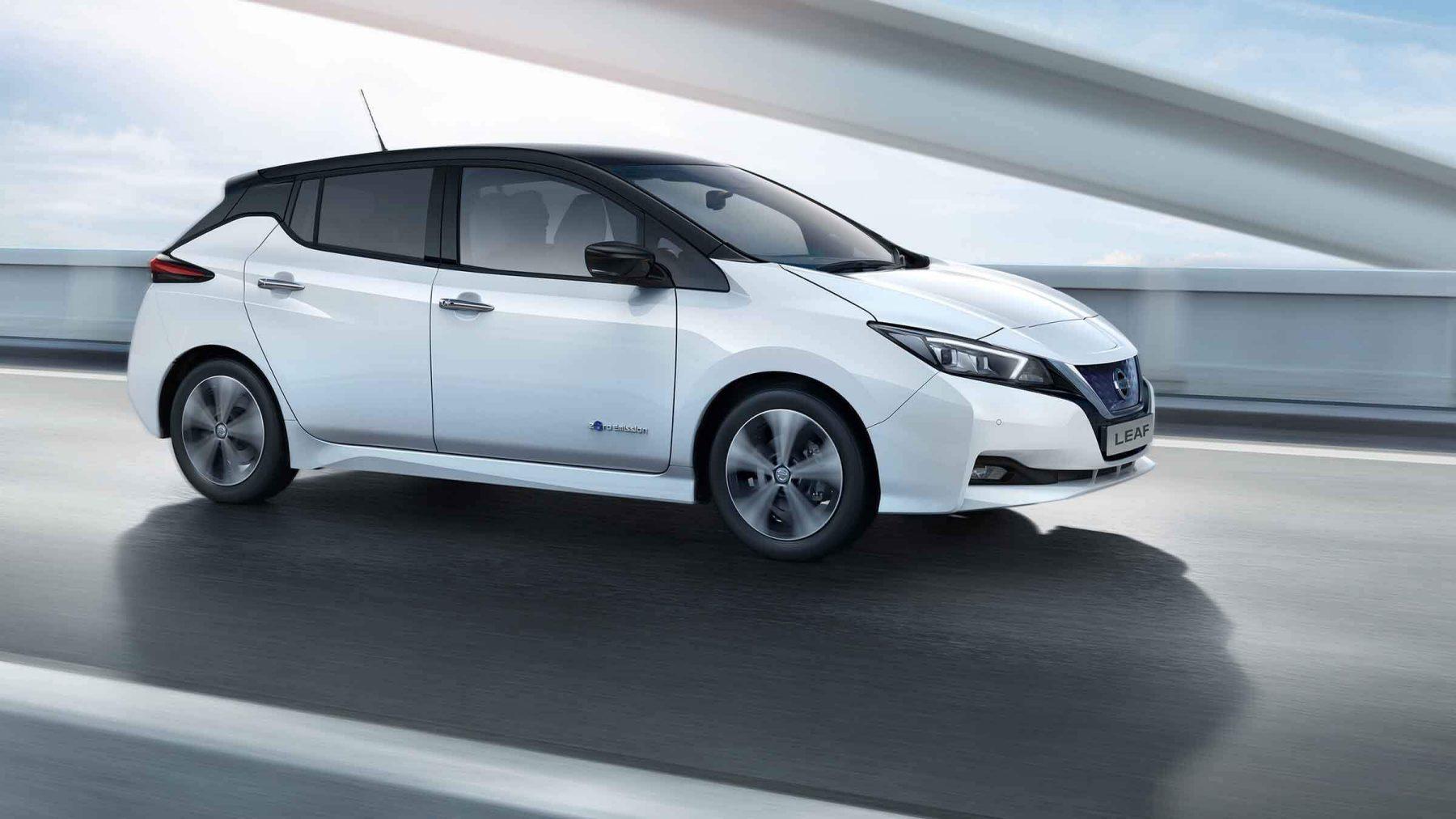 Nissan Nissan LEAF - Electric Vehicle