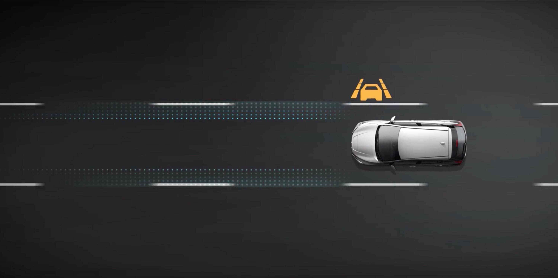 Intelligent Lane Departure Warning And Intervention