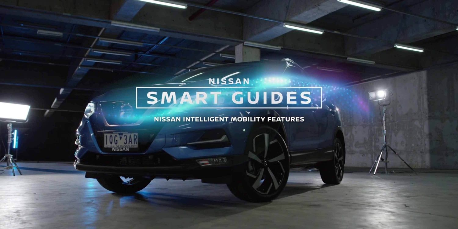 Nissan Smart Guides