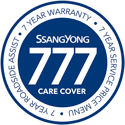 SsangYong Warranty