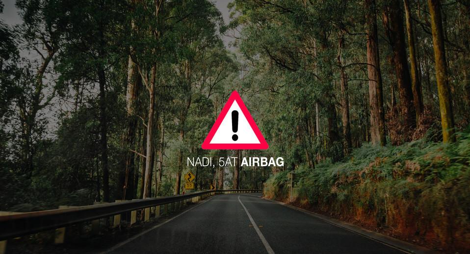 TAKATA NADI airbags recall
