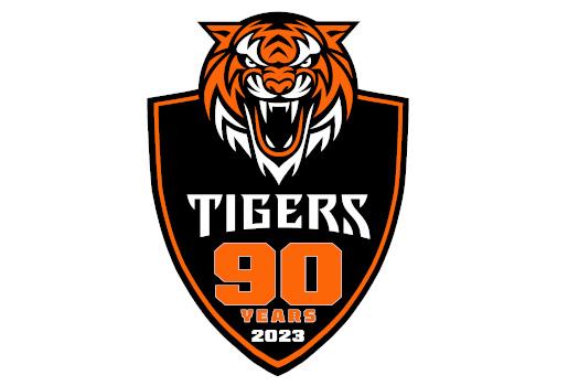eastern tigers rugby league club logo