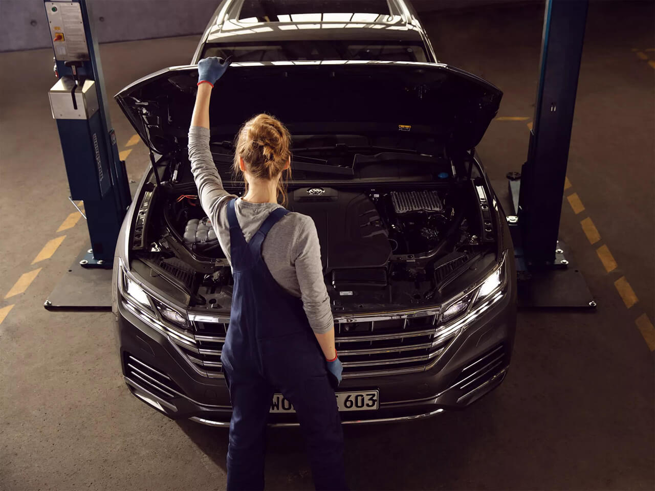 Peace of mind servicing for your Volkswagen 4Plus Care Plan: 2-year Image