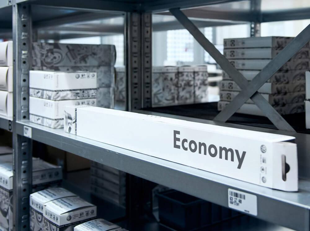Volkswagen Economy Parts Image