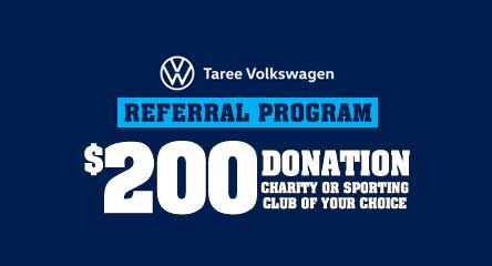 Donation to The Charity or Sporting Club of Your Choice